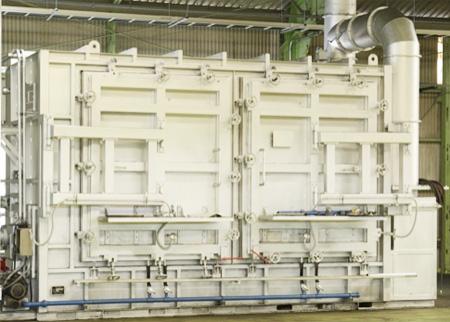 CFRPリサイクルプラント